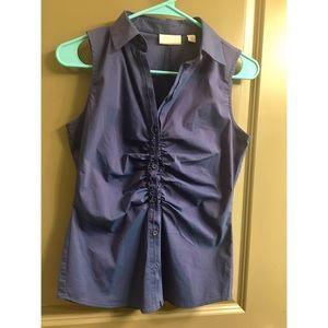 New York & Company purple top